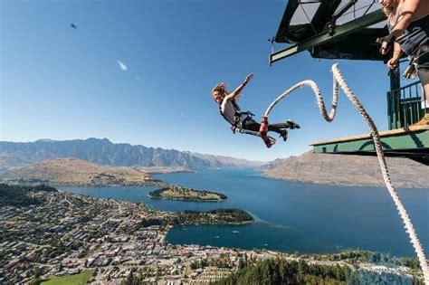 bungee swing new zealand flyboard queenstown new zealand top tips before you go
