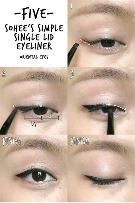 Eyeliner Liquid Vologn Made In Korea 6 k pop inspired korean style eyeliners tutorial