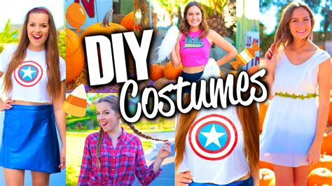 easy diy costumes for