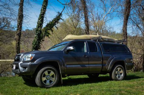 Toyota Tacoma Truck Cap Leer Cap For Toyota Tacoma 2015 Autos Post