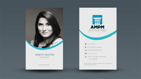 office id card template office id card by umer yaqoob on deviantart