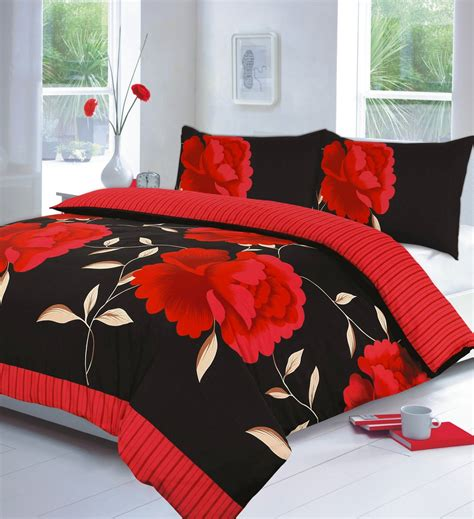 Superking Bed Linen Sets Floral Single King King Size Duvet Quilt Cover Bedding Bed Sets Ebay
