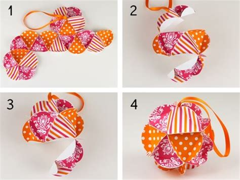 easy to make christmas ornaments step by step tutorials