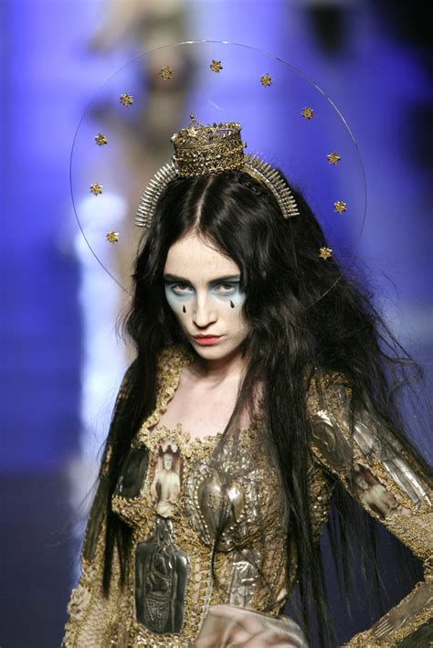 Jean Paul Gaultier Summer 2007 Haute Couture Length by Jean Paul Gaultier 2007 Runway Pictures Livingly