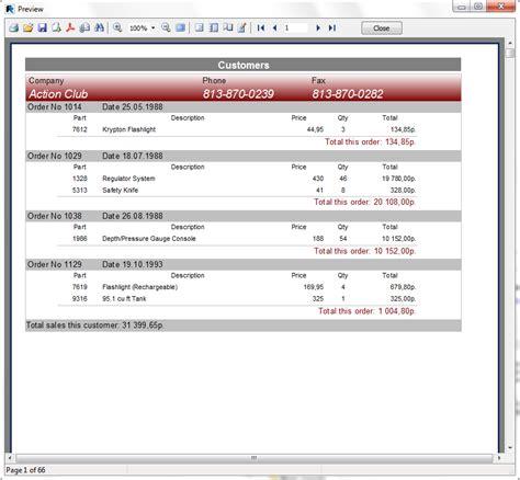 tutorial fastreport delphi xe2 fastreport in delphi c builder and rad studio xe2