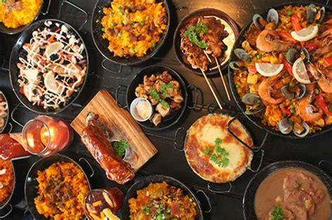spanish comfort food hala paella spanish comfort food treat freedom wall