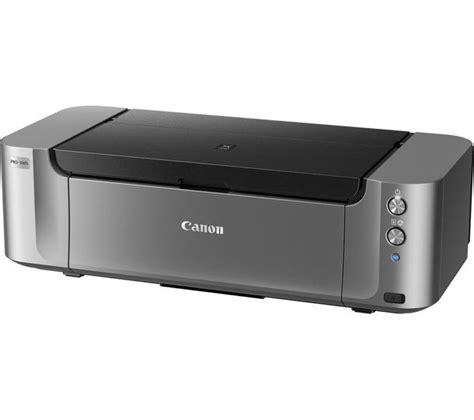 Printer Canon A3 canon pixma pro 100s wireless a3 inkjet printer deals pc world