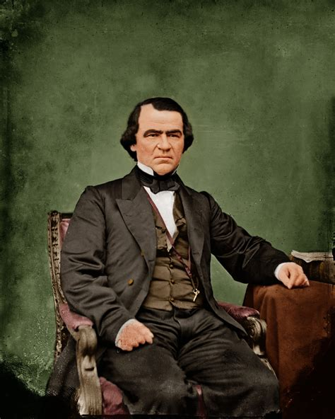 johnson in color president andrew johnson american civil war forums
