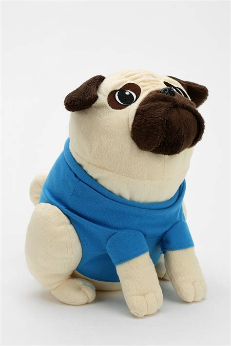 pugs favorite toys pugs not drugs plush outfitters