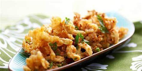 cara membuat jamur crispy rasa balado resep cara membuat jamur crispy istimewa resep cara masak