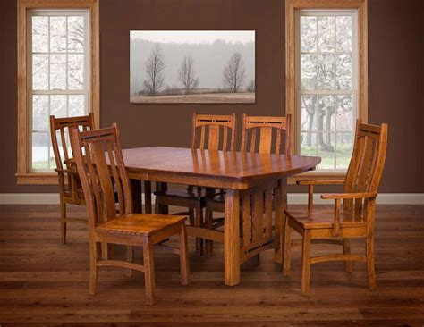 amish dining room furniture dining room sets amish furniture madison