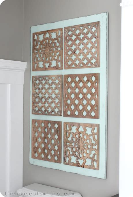 bathroom artwork for the walls master bathroom makeover reveal cd towers turned vanity
