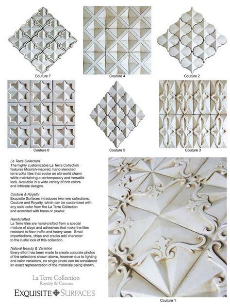 dimensional tile dimensional tiles amy hirschamy hirsch