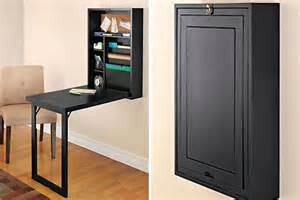 space saver 22 wall mounted desks to buy or diy