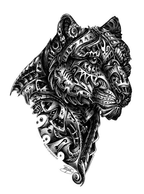 doodle animal drawings snow leopard in detailed animal doodle drawings see