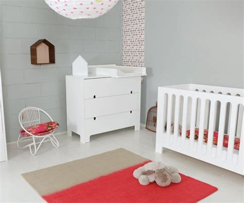 chambre bébé modulable salle de bain avec