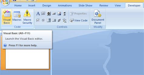 pengertian layout pada powerpoint pengertian vba visual basic for applications pada