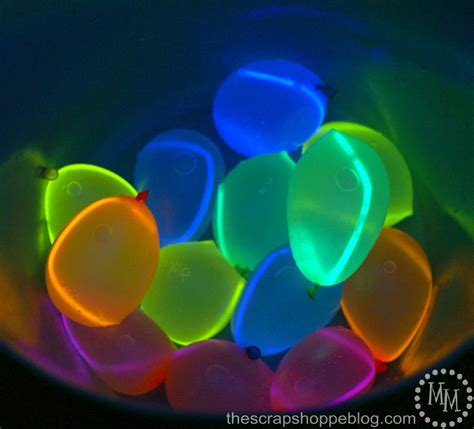 Glow In The Dark Balloons » Home Design 2017
