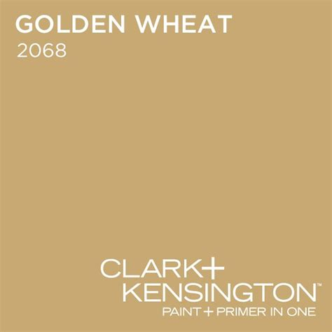 clark and kensington paint colors golden wheat 2068 by clark kensington paint colors