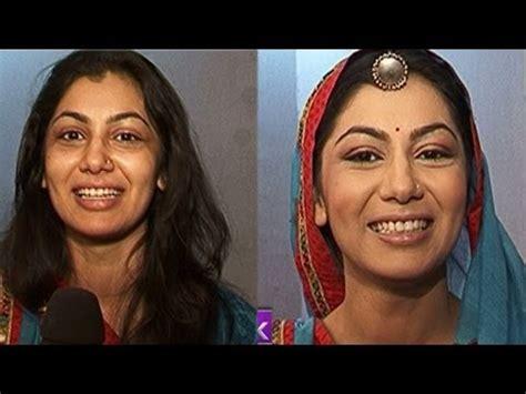 zee tv actress without makeup zee tv actors without makeup saubhaya makeup