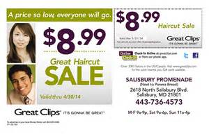 great clips coupons april 2014 2014 great clips 7 99 haircut sale