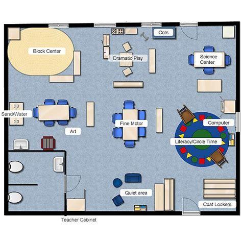 Floor Plans Kindergarten And Classroom On Pinterest | preschool classroom classroom layout pinterest