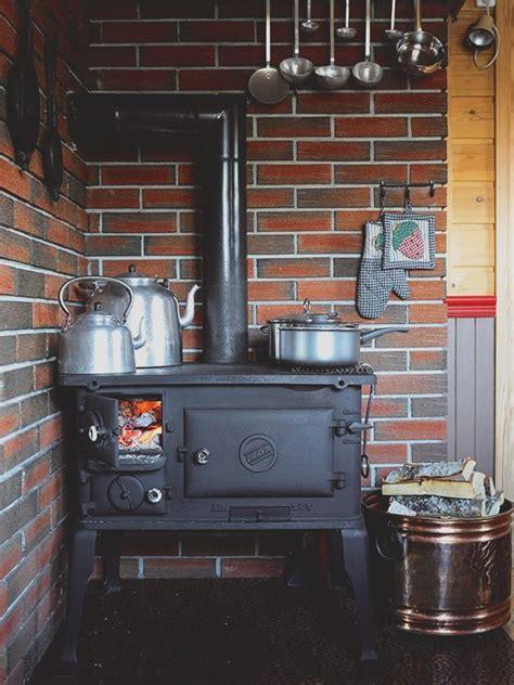 Lenna 3in 1 wood burning cook stove interior design decorating