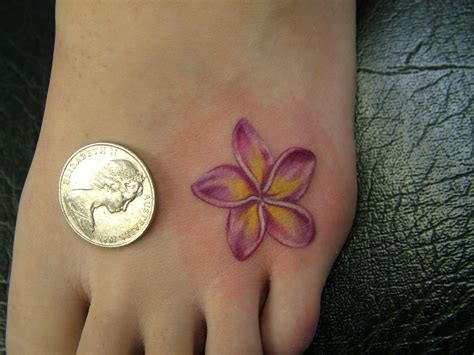 small plumeria tattoo i like this plumeria s plumeria