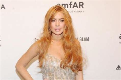 Lindsay Lands Another Fashion Caign by Actors Who Not Fulfilled Their Potential