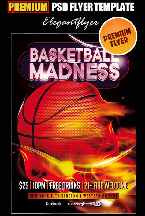 basketball flyer template basketball flyer template www pixshark images