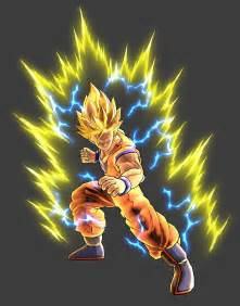 super saiyan 2 goku characters amp art dragon ball battle