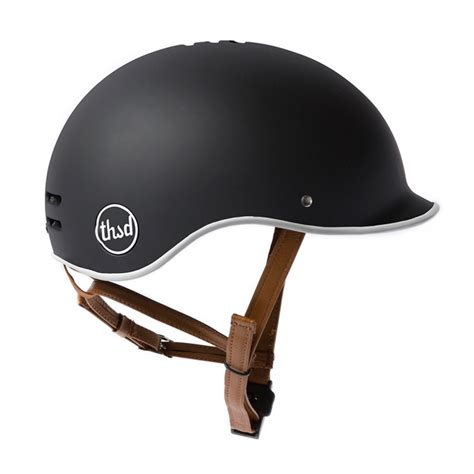 bike helmet thousand bicycle helmet black cyclechic