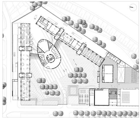 modern terminal floor plan hotel de extension of charleroi in belgium by mdw