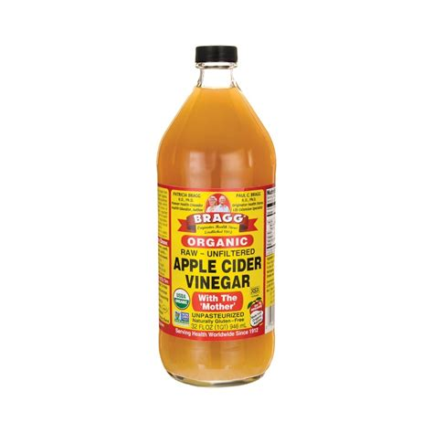 Apple Cider Vinegar 946 Ml organic apple cider vinegar 32 fl oz 946 ml liquid