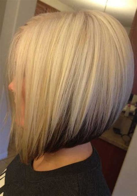 nverted bonforhick hair 25 brief inverted bob hairstyles short hair beauty