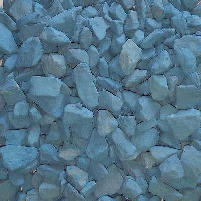 river rock landscape rocks landscaping  home depot