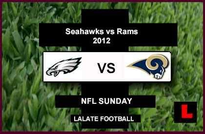 seahawks vs rams score st louis rams vs seattle seahawks live score h