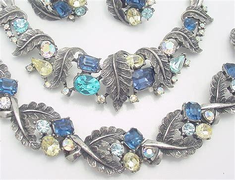 vintage jewelry coro jewelry vintage quot coro quot parure