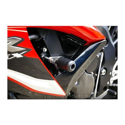 Suzuki Gsxr Frame Sliders Sato Racing Frame Sliders Suzuki Gsxr 600 Gsxr 750 2006