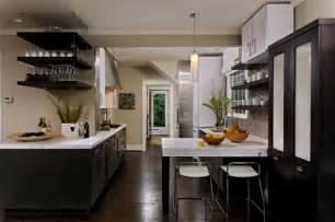 Dark Kitchen Cabinets With Dark Floors brighten with cabinetry