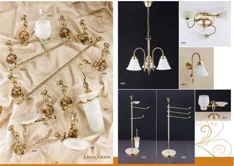 vasca da bagno in francese accessori da bagno linea giove angeli oro a cuneo