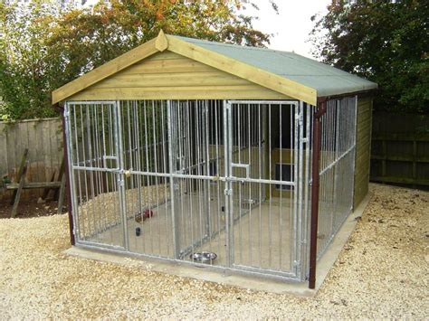 cheap kennels for sale outside kennel vidaxl heavyduty outdoor kennel with canopy top 79u0027 x