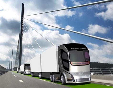 Volvo Trucks Vision 2020 by Would The Volvo Trucks Vision 2020 Require An Eu