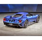 2018 Ford Gt Review  Release Date Cars
