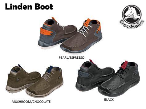 Sepatu Boot Zhoey Saybia Original Made linden boot crocsholic crocs murah