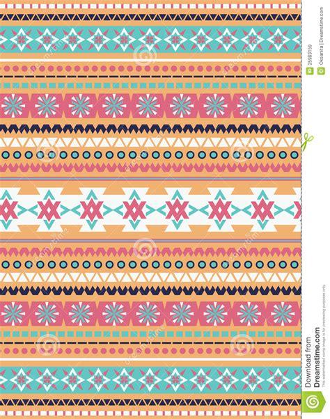 js pattern exec ethnic pattern royalty free stock images image 25983159