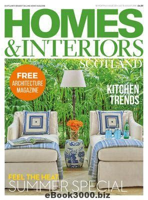 homes interiors scotland july august 2018 free pdf