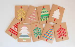 Christmas cards 17 beautiful diy amp homemade christmas card ideas