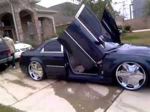 Pimp My Chrysler 300 Pimped Out Chrysler 300 Impala And Cadillac Dts Doovi