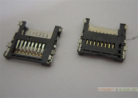 Slot Microsd Card tablet laptop motherboard common use micro sd card slot connector cslcn00815 connector